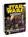 Star Wars: Hunters and Force Users - Adversary Deck