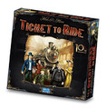 Ticket to Ride: 10th Anniversary Edition (polska instrukcja)
