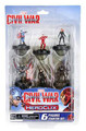 Marvel Heroclix: Captain America: Civil War Starter Set
