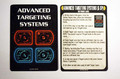 Attack Wing Star Trek - Resources: Advance Targeting System & Reference Card