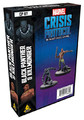 Marvel: Crisis Protocol - Black Panther & Killmonger Character Pack