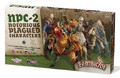 Zombicide: Black Plague - Special Walkers NPC-2
