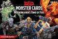 D&D Monster Cards - D&D Monster Cards - Mordenkainen's Tome of Foes (109 Cards)