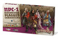 Zombicide: Black Plague - Special Walkers NPC-1