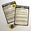 Attack Wing Star Trek - Resources: Counter Attack Dice & Reference Card