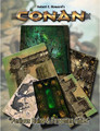 Conan RPG: Tile Set - Perilous Ruins & Forgotten Cities