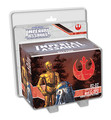 Star Wars: Imperial Assault - R2-D2 and C-3PO Ally Pack PL/EN