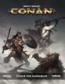 Conan RPG: The Barbarian