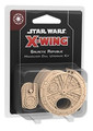Star Wars: X-Wing - Galactic Republic Maneuver Dial Upgrade Kit
