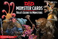 D&D Monster Cards - D&D Monster Cards - Volo's Guide to Monsters (81 Cards)