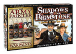 Army Painter Shadows of Brimstone: Heroes of the Old West Premium Paint Set