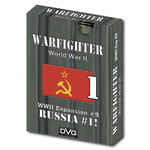 Warfighter: WWII - Expansion #9: Russia #1