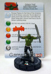 Marvel HeroClix - Guardians of the Galaxy - #002 Drax the Destroyer