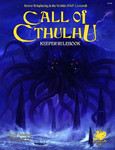 Call of Cthulhu RPG: 7th Edition - Keeper Rulebook + PDF