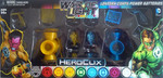 DC HeroClix: War of Light - Yellow and Blue Lantern Pack