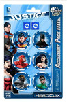 DC HeroClix: Justice League Trinity War Dice & Tokens Pack