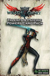 Warhammer 40K Wrath & Glory RPG: Talents & Psychic Powers Card Pack