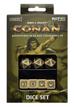 Conan RPG: Dice Set