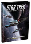 Star Trek Adventures RPG: These Are the Voyages - Volume #1