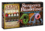 Army Painter Shadows of Brimstone: Creatures of the Void Premium Paint Set
