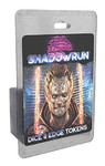 Shadowrun: Sixth World - Dice and Edge Tokens