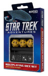 Star Trek Adventures RPG: Operations Division Dice Set (Gold)