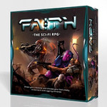 FAITH: The Sci-fi RPG Core Set