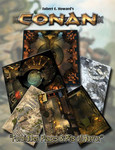 Conan RPG: Tile Set - Forbidden Places & Pits of Horror