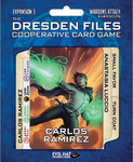 Dresden Files Expansion 3 - Wardens Attack