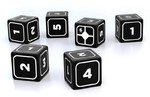 Alien RPG - Base Dice Set (10)