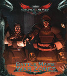Warhammer 40K Wrath & Glory RPG: Battle Maps - War Zones