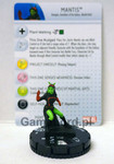 Marvel HeroClix - Guardians of the Galaxy - #003 Mantis