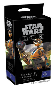 Star Wars™: Legion - Separatist Specialists Personnel Expansion