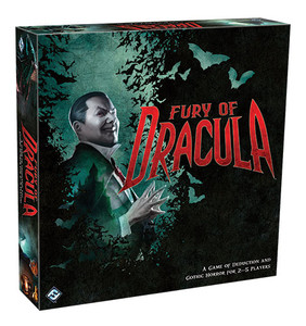 Fury of Dracula (3rd edition)
