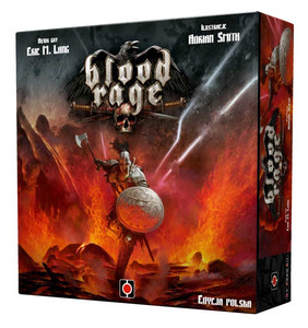 Blood Rage: Core Set (PL)