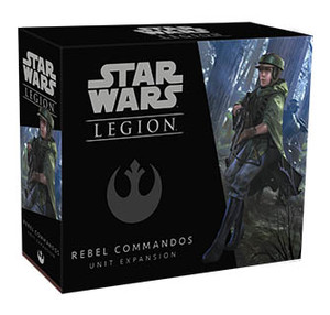 Star Wars™: Legion - Rebel Commandos Unit Expansion
